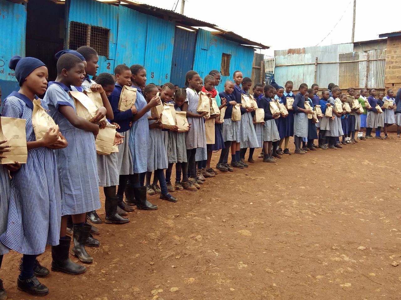 People. Reusable sanitary pads
